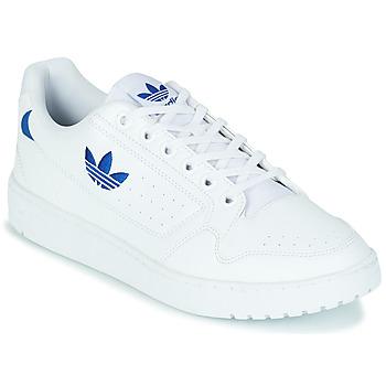 Buty Trampki niskie adidas Originals NY 92 Biały / Niebieski