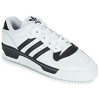 Buty Trampki niskie adidas Originals RIVALRY LOW Biały / Czarny