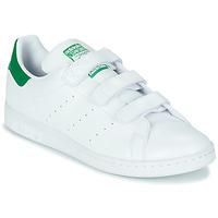 Buty Trampki niskie adidas Originals STAN SMITH CF SUSTAINABLE Biały / Zielony