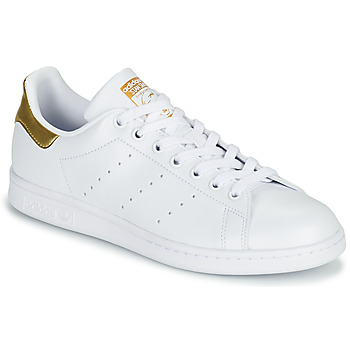 Buty Damskie Trampki niskie adidas Originals STAN SMITH W SUSTAINABLE Biały / Złoty