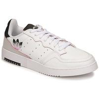 Buty Damskie Trampki niskie adidas Originals SUPERCOURT Biały