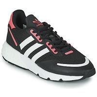 Buty Damskie Trampki niskie adidas Originals ZX 1K BOOST W Czarny / Różowy