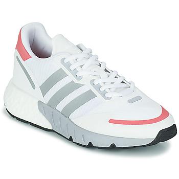 Buty Damskie Trampki niskie adidas Originals ZX 1K BOOST W Biały / Różowy