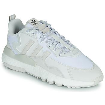 Buty Trampki niskie adidas Originals NITE JOGGER Biały