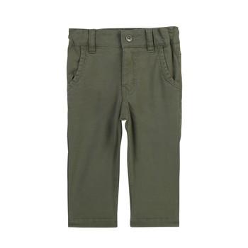tekstylia Chłopiec Spodnie bojówki Timberland KIPPO Kaki