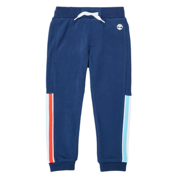 tekstylia Chłopiec Spodnie dresowe Timberland DOSSA Marine