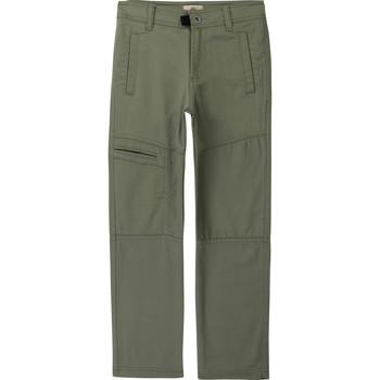 tekstylia Chłopiec Spodnie bojówki Timberland CARGOTA Kaki