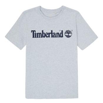 tekstylia Chłopiec T-shirty z krótkim rękawem Timberland NINNO Szary