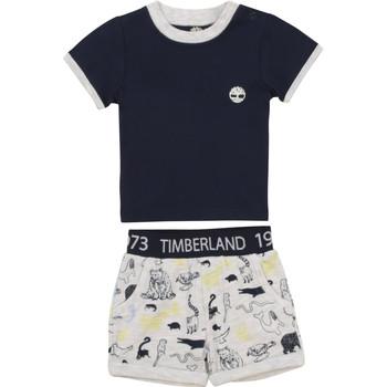tekstylia Chłopiec Komplet Timberland PITTI Wielokolorowy