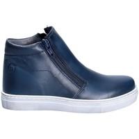 Buty Chłopiec Buty za kostkę Melania ME2632D8I.C Niebieski