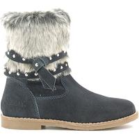 Buty Dziecko Śniegowce Naurora NA-640 Niebieski