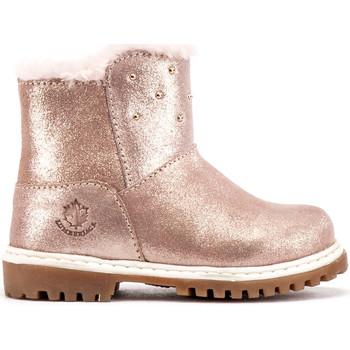 Buty Dziecko Śniegowce Lumberjack SG05301 006 U85 Różowy
