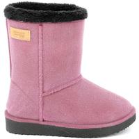 Buty Dziecko Śniegowce Grunland DO0294 Czerwony