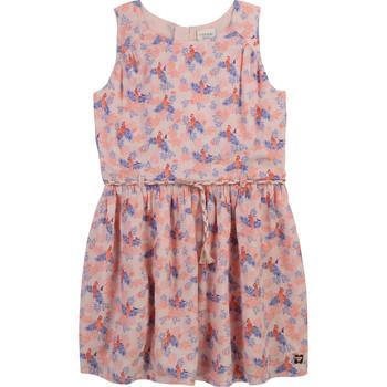 tekstylia Dziewczynka Sukienki krótkie Carrément Beau Y12247-44L Różowy
