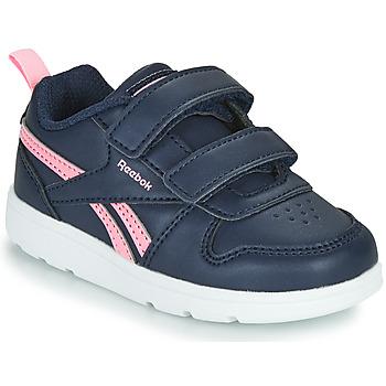 Buty Dziewczynka Trampki niskie Reebok Classic REEBOK ROYAL PRIME 2.0 2V Marine / Różowy