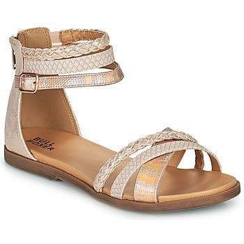 Buty Dziewczynka Sandały Bullboxer ALM013F1S-ROGO Różowy