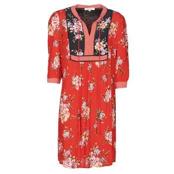 tekstylia Damskie Sukienki krótkie Derhy SARRIETTE Czerwony