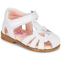 Buty Dziewczynka Sandały Pablosky PAMMO Biały