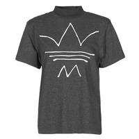 tekstylia Damskie T-shirty z krótkim rękawem adidas Originals TEE Czarny