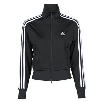 tekstylia Damskie Bluzy dresowe adidas Originals FIREBIRD TT PB Czarny
