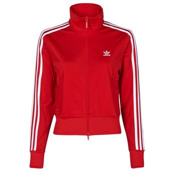 tekstylia Damskie Bluzy dresowe adidas Originals FIREBIRD TT PB Czerwony