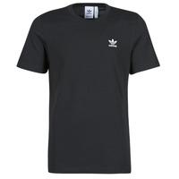 tekstylia Męskie T-shirty z krótkim rękawem adidas Originals ESSENTIAL TEE Czarny