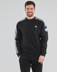 tekstylia Męskie Bluzy adidas Originals 3D TF 3 STRP CR Czarny