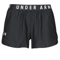 tekstylia Damskie Szorty i Bermudy Under Armour PLAY UP SHORTS 3.0 Czarny