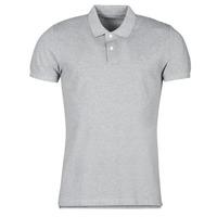 tekstylia Męskie Koszulki polo z krótkim rękawem Esprit COO N PI PO SS Szary