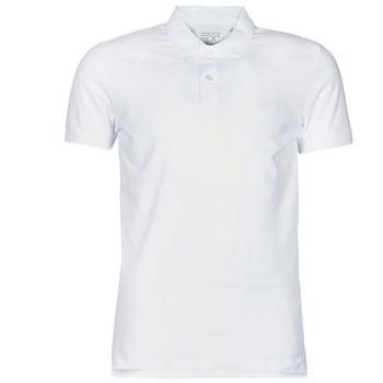 tekstylia Męskie Koszulki polo z krótkim rękawem Esprit COO N PI PO SS Biały