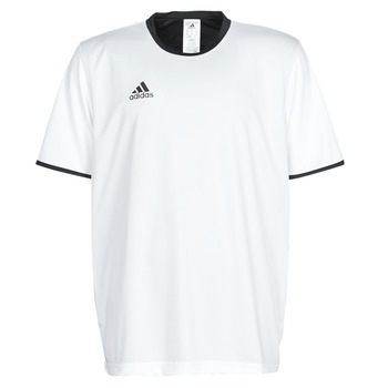 tekstylia Męskie T-shirty z krótkim rękawem adidas Performance TAN REV JSY Biały