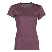 tekstylia Damskie T-shirty z krótkim rękawem adidas Performance W Tivid Tee Fioletowy