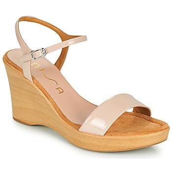 Buty Damskie Sandały Unisa RITA Różowy