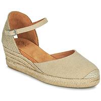 Buty Damskie Sandały Unisa CISCA Beżowy