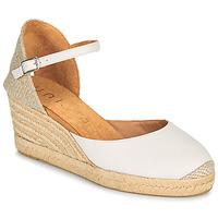 Buty Damskie Sandały Unisa CACERES Biały
