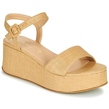 Buty Damskie Sandały Unisa LAIKI Beżowy