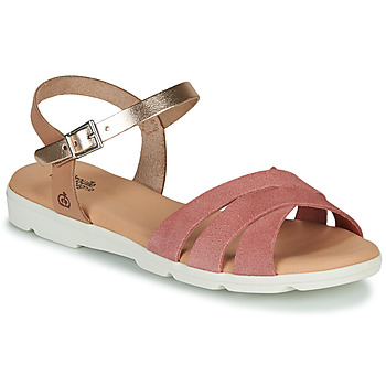 Buty Dziewczynka Sandały Citrouille et Compagnie OBILOU Różowy