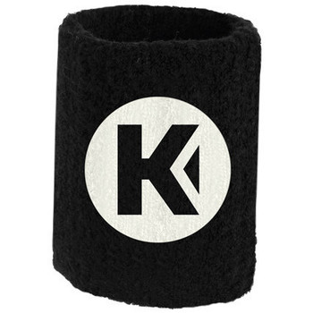 Dodatki Dziecko Akcesoria sport Kempa Poignet éponge  Core noir 9 cm (x1) noir