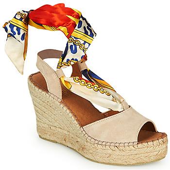 Buty Damskie Sandały Fericelli SERRAJE Beżowy