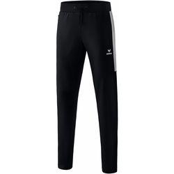 tekstylia Męskie Spodnie dresowe Erima Pantalon  Worker Squad noir/blanc