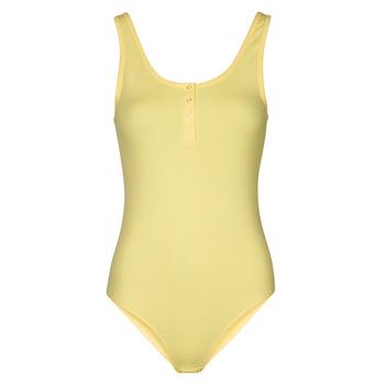 Bielizna Damskie Body  Levi's LEMON MERINGUE Żółty