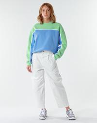 tekstylia Damskie Spodnie z pięcioma kieszeniami Levi's CRISP TWILL TOFU Beżowy