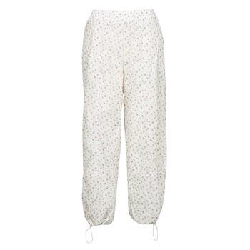 tekstylia Damskie Spodnie z pięcioma kieszeniami Levi's TOFU Beżowy