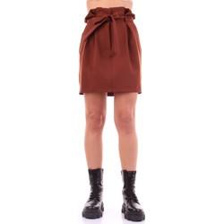 tekstylia Damskie Spódnice Denny Rose 021DD70020 Brązowy