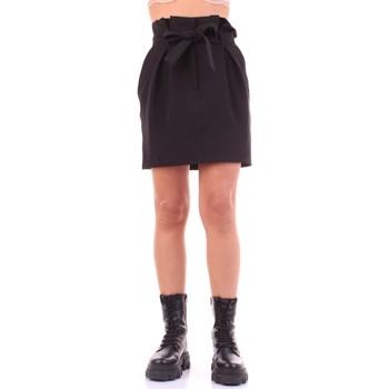 tekstylia Damskie Spódnice Denny Rose 021DD70020 Czarny