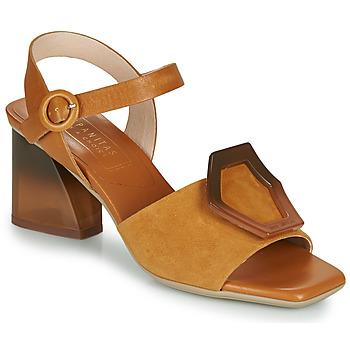 Buty Damskie Sandały Hispanitas SANDY Brązowy