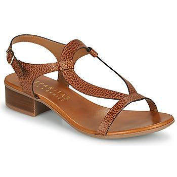 Buty Damskie Sandały Hispanitas LOLA Brązowy