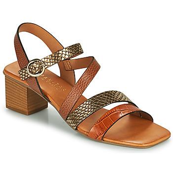 Buty Damskie Sandały Hispanitas OLGA Brązowy / Brąz