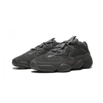 Buty Trampki niskie adidas Originals Yeezy Boost 500 Utility Black Utility Black / Utility Black