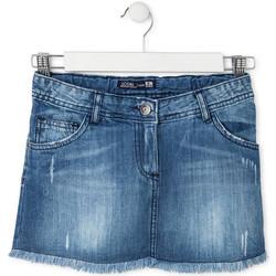 tekstylia Dziewczynka Spódnice Losan 714 7024AB Niebieski